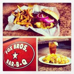 Fox Bros Bar Bq in Atlanta