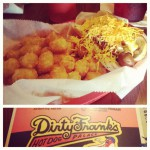 Dirty Frank's Hot Dog Palace in Columbus, OH