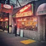 Mike's Diner in Astoria