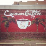 Caravan Coffee and Dessert Bar in Belmont