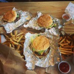 Five Guys Burgers and Fries in Seattle