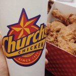 Church's Chicken in Vancouver, BC