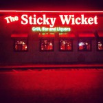 The Sticky Wicket in Trenton