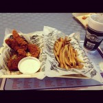 Wingstop in Katy