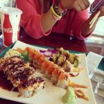 Sushi West So California in Long Beach