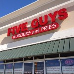 Five Guys Burgers and Fries in Fultondale