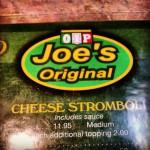 Joe's Original Italian Pizza in Lewistown