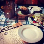 Gibsons Bar and Steakhouse in Oak Brook