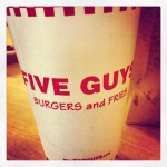 Five Guys in Columbus, OH