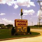 Huddle House in Tupelo