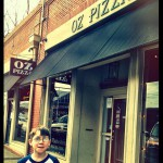 OZ Pizza in Atlanta
