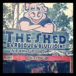 The Shed Barbeque in Vancleave, MS