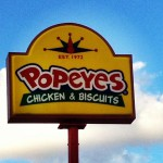 Popeye's Chicken in Miami