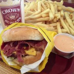 Crown Burgers Restaurant in Layton