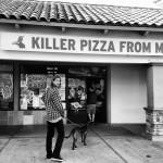 Killer Pizza From Mars in Oceanside