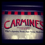 Carmine's in Washington