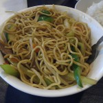 Mongolian BBQ Express in Moscow