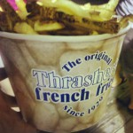 Thrashers French Fries in Ocean City, MD