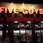 Five Guys Burgers And Fries in Jacksonville