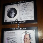 Twin Anchors Restaurant & Tavern in Chicago
