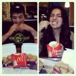 McDonald's in Santa Ana