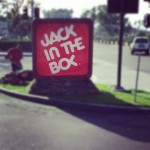 Jack in the Box in Cardiff