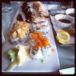 Moshi Sushi Bar in Columbus