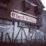 Clark's Corner Store in Johnstown