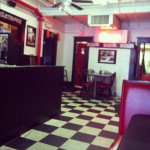 Joe's Diner in Blacksburg