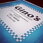 Gino's Pizzeria & Restaurant in Elmont, NY