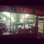 Lafayette Coney Island in Detroit, MI
