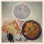 Saffron Restaurant in Los Angeles