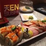 Genki Sushi in Seattle