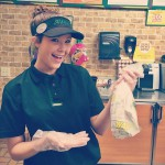 Subway Sandwiches in Southwick