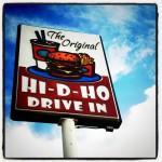 Hi D Ho Drive In in Alamogordo