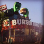 Burger King in Niagara Falls
