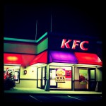 Kentucky Fried Chicken in East Wareham