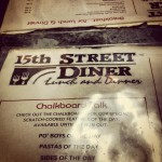 15th Street Diner in Tuscaloosa, AL