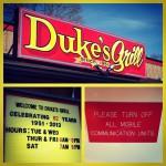 Duke's Grill in Monroe