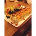 Paradise Sushi & Grill in Petaluma