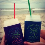 Sunset Slush - Classic Italian Ice in Ocean Isle Beach