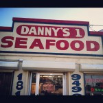 Danny's Seafood in New Orleans