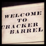 Cracker Barrel in Leeds