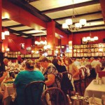 Sardi's Restaurant in New York, NY