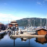 Rock Cod Cafe in Cowichan Bay