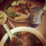 Pho Saigon Noodle House in Austin
