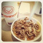 Yoshinoya Beef Bowl Restaurant in San Fernando