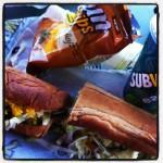 Subway Sandwiches in Napa