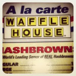 Waffle House in Evans, GA