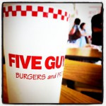 Five Guys Burgers and Fries in Mount Juliet